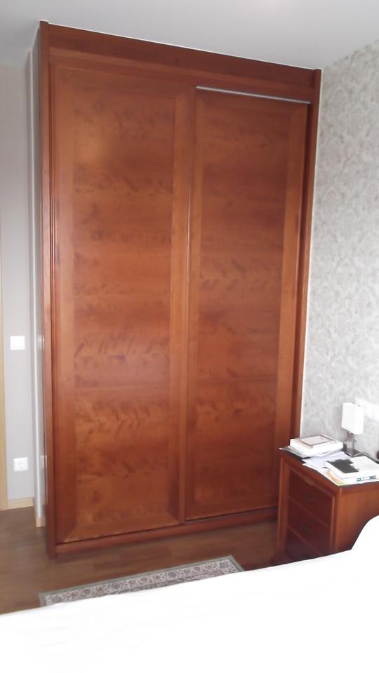 armario-cerezo-corredero-carpinteria-zaballa-bilbao